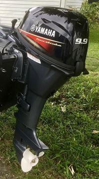 Bilde av Yamaha F9.9 Sport