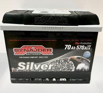 Bilde av Sznajder Silver Startbatteri 12v 70ah