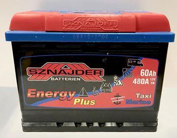 Bilde av Sznajder fritidsbatteri 12v 60ah