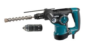 Bilde av Makita HR2811FT kombihammer SDS-PLUS 28 mm 800W