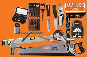 Bilde av Bahco Startpakke for tømrer
