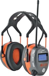 Tactix Hørselvern med radio