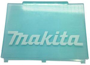 Bilde av Makita plast lokk til koffert (stort)