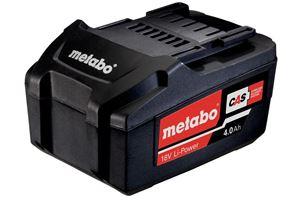Metabo batteri 18V 4,0 Ah Li-Power