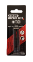 Tecos Impact/torsion bits Torx to-pakk