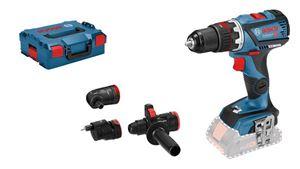 Bilde av Bosch GSR 18V-60 FC bor/skrumaskin (med 4 forsatser)