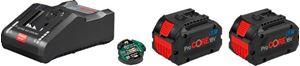 Bilde av Bosch Startsett ProCORE batteri og lader 18V /8Ah