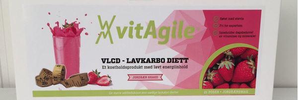 Picture of VLCD jordbær